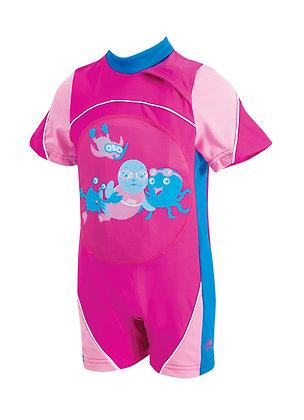ZOGGS inflatable swim suit
