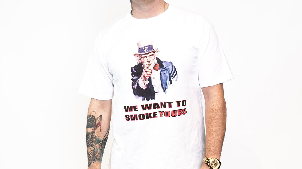 Uncle Scam Tee