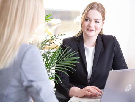 Erfolgreiche Frauen in Finanzbranche