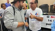 Presidente da Câmara Dudu Moreira é convidado para compor frente parlamentar em defesa aos agentes