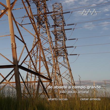 Lançamento: Single De Abaeté a Campo Grande