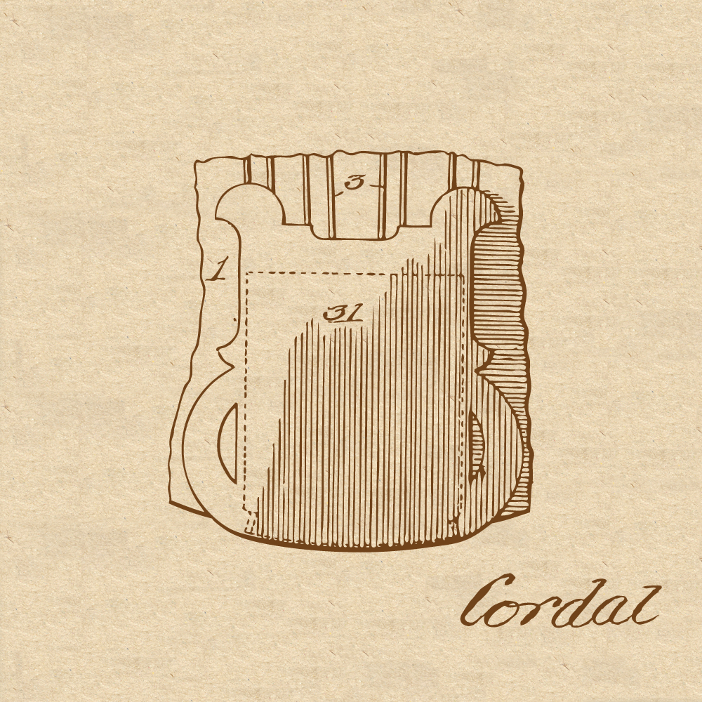 Cordal – João Paulo Amaral e Almir Côrtes (2014)