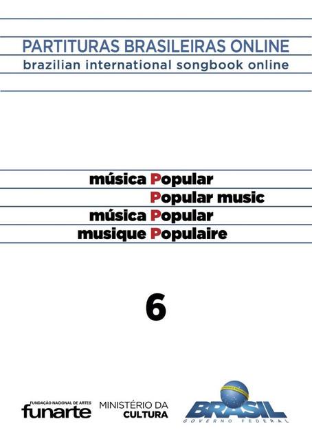 Funarte lança Partituras Brasileiras Online com 3 volumes sobre viola caipira
