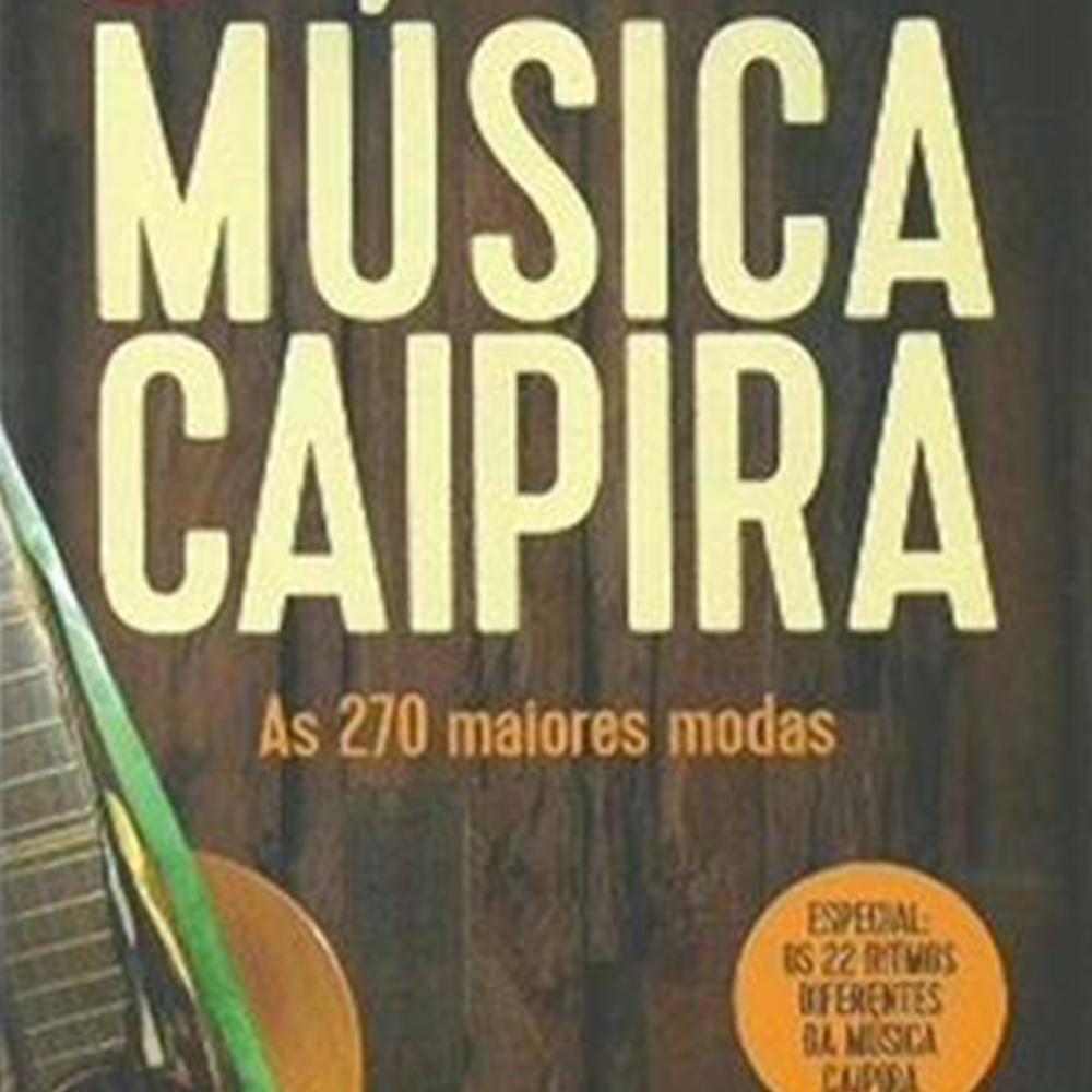 DVD do Livro Música Caipira as 270 maiores modas – José Hamilton – part. Conversa Ribeira (2011)