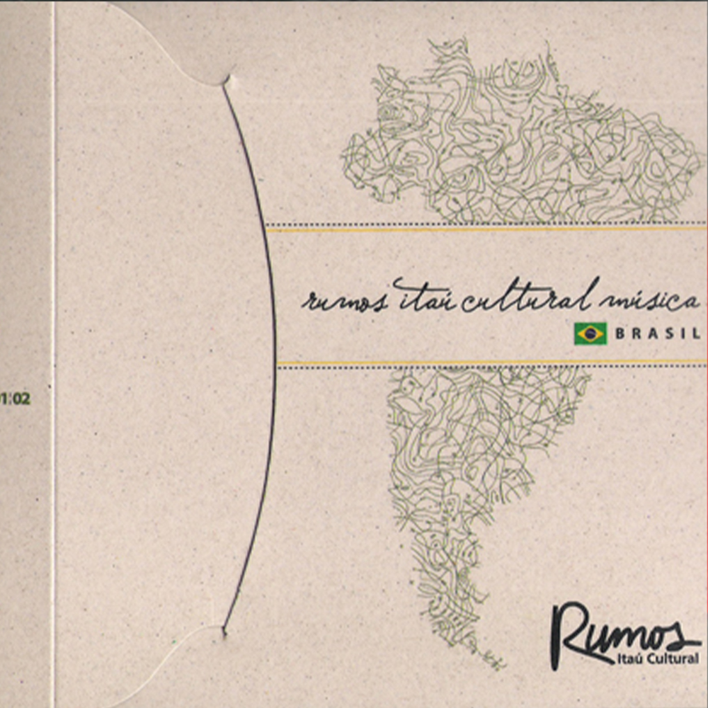 CD e DVD Rumos Itaú Cultural – part. Conversa Ribeira (2007- 2009)