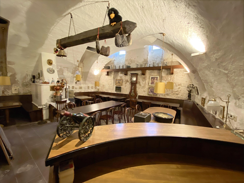 Blick in die Gaststätte vom Spatz IV