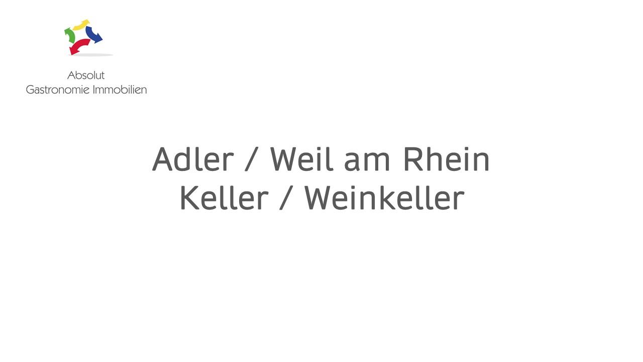 Adler Weil am Rhein Keller