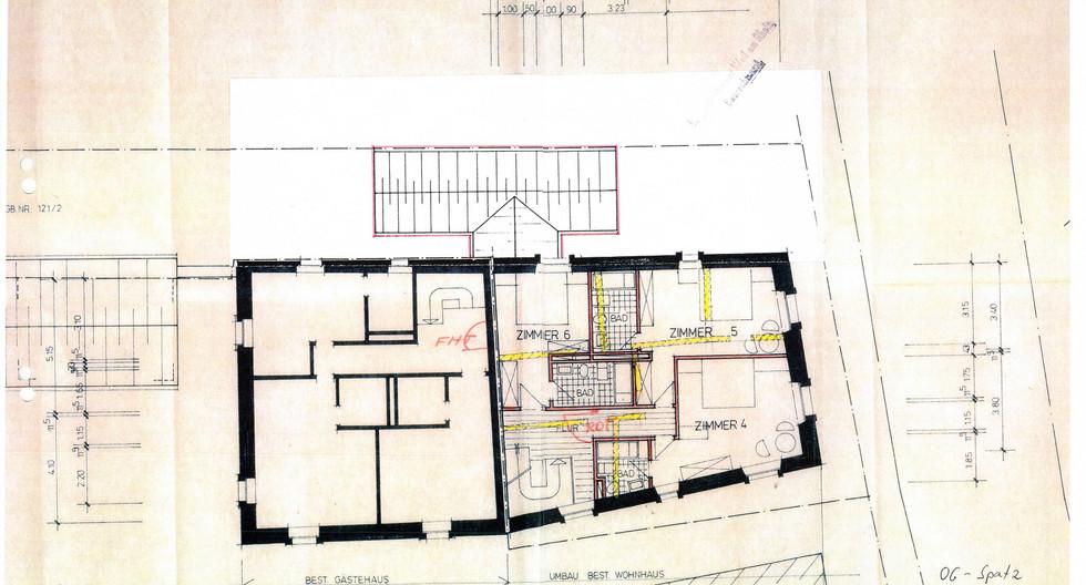 1.Obergeschoss Spatz