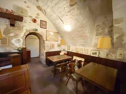 Blick in die Gaststätte vom Spatz III