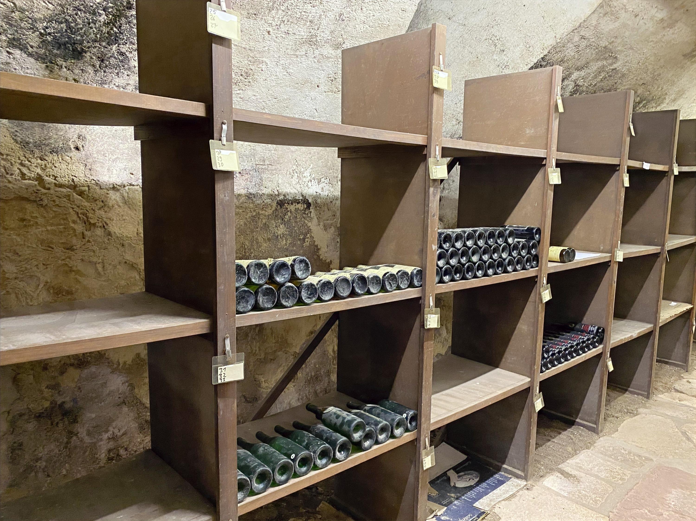 Weinlager I
