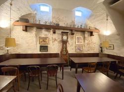 Blick in die Gaststätte vom Spatz II