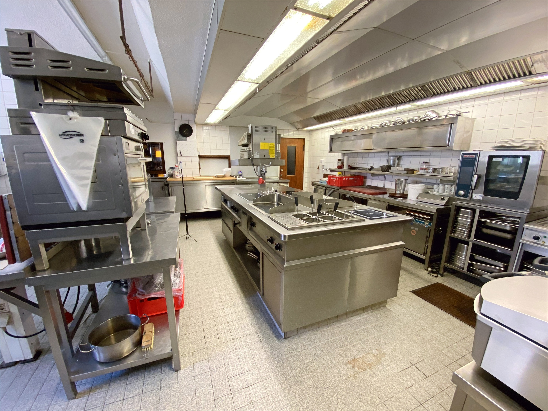 Küche Gasthaus Adler I