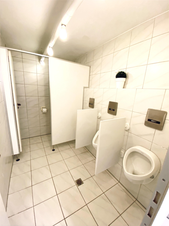 Toiletten Herren