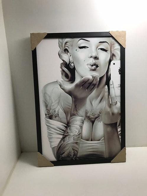 Quadro Marilyn 3