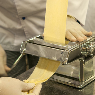 make pasta with grams