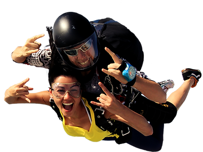 You can go skydiving to support the great bucket list challenge in support of arch hospice.