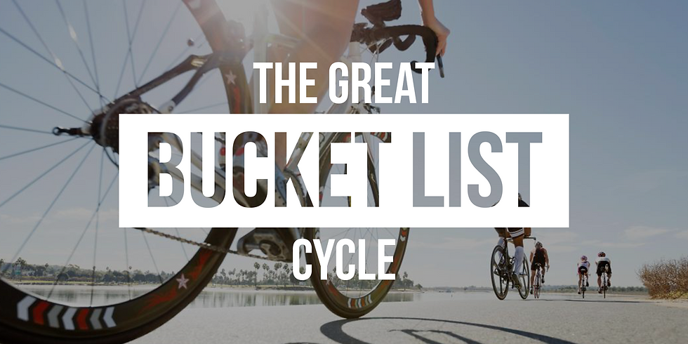 The Great Bucket List Cycle (1)