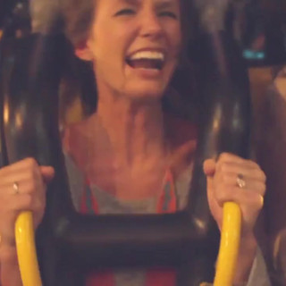 ride a Roller Coster