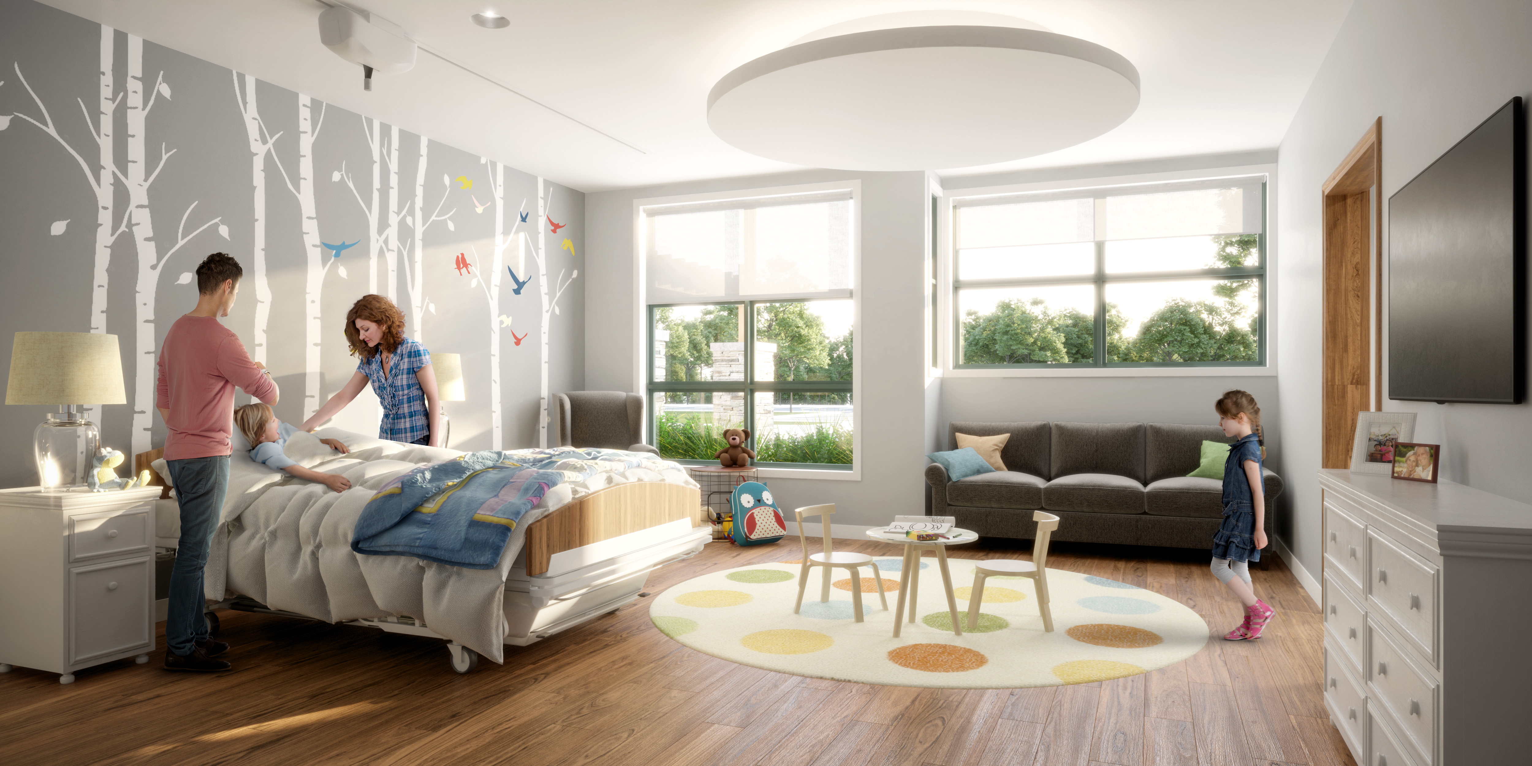 Paediatric Suite