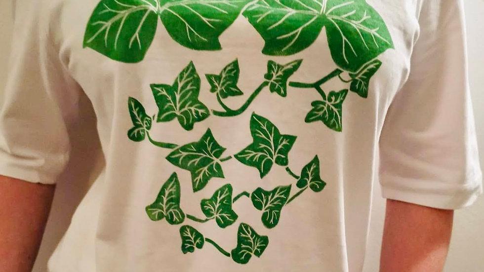Botanical Basque Ivy (Longer Sleeve)