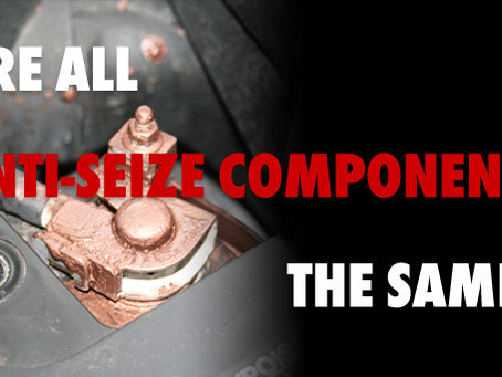 Are All Anti-Seize Components the Same?