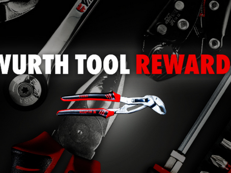 Wurth USA Launches Nationwide Tool Rewards Program For Technicians