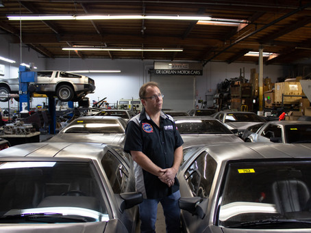 """DeLorean Motor Company: Reviving the """"Most Popular Unknown Car in the World"""""""