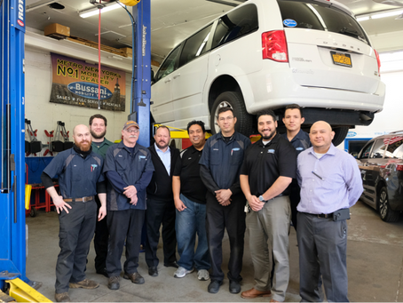 Bussani Mobility: An Automotive Dealership for People with Disabilities