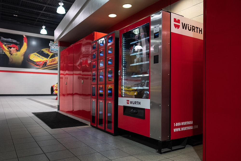 Würth Vending Machines