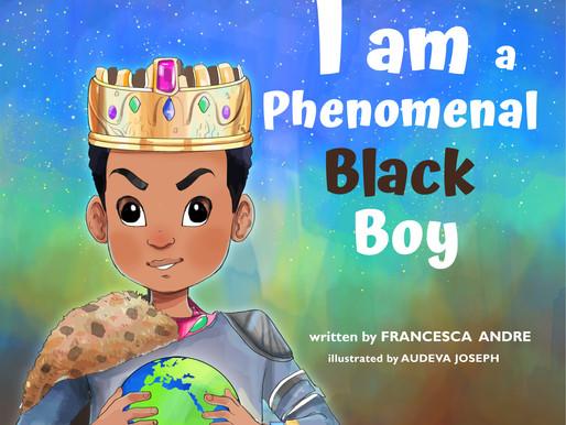 "Francesca Andre: ""I am a Phenomenal Black Boy"""