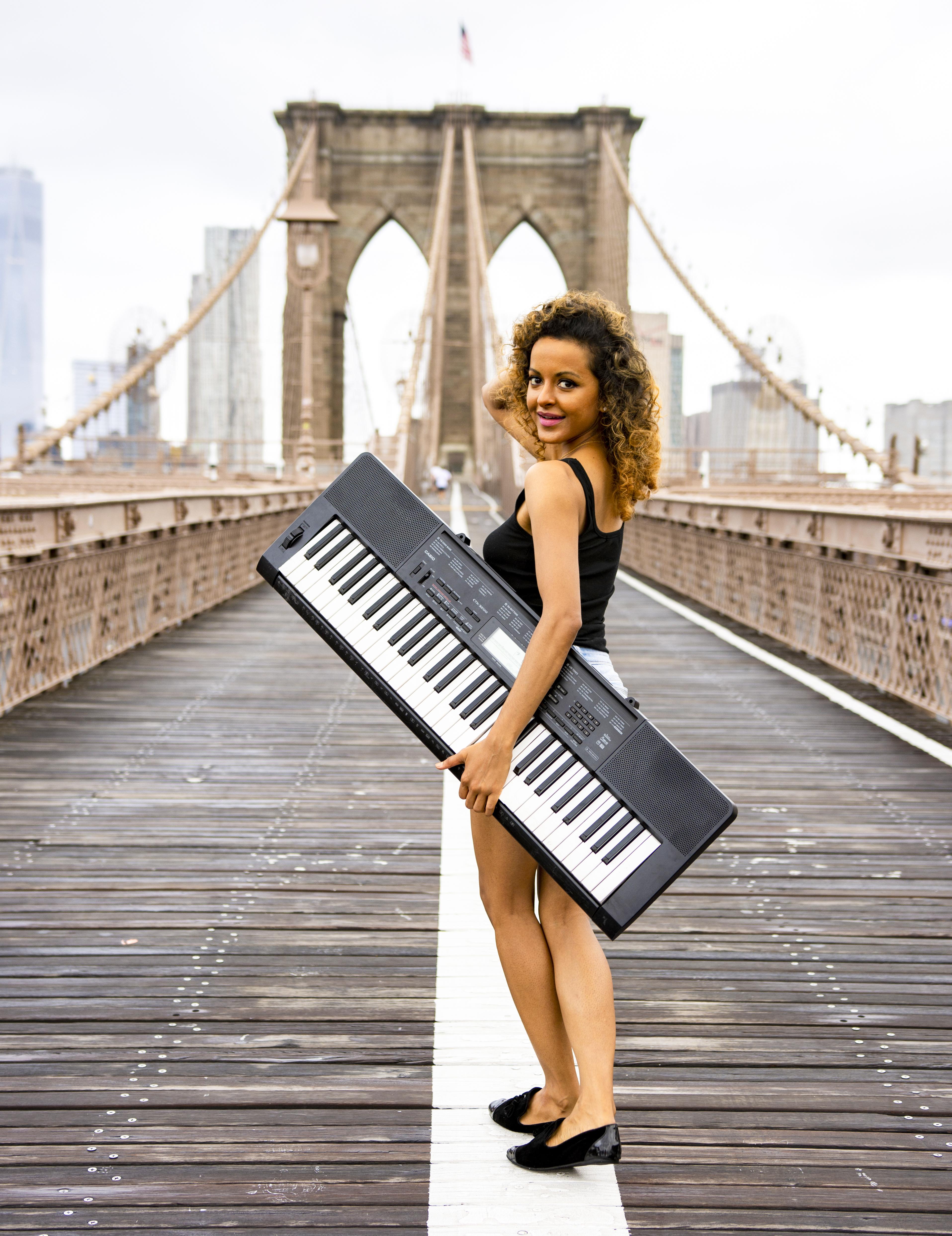 Maritza Lord Brooklyn Bridge