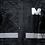 Thumbnail: TRAJE IMPERMEABLE MOTO M REFLECTIVO