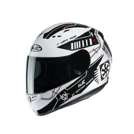 CASCO HJC CS15 TAREX BLANCO