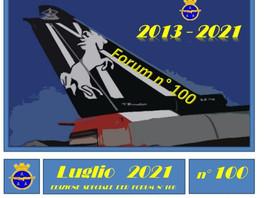 """I primi cento numeri del """"Forum degli Aviatori"""""""