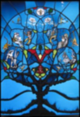 Edinburgh Contemporary Stained Glass Artist Edinburgh Scotland UK