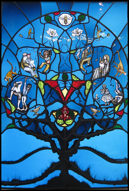 Edinburgh Contemporary Stained Glass Artist Edinburgh Scotland UK