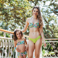 Biquini Adulto Ref.: 874 - P/M/G/GG | Biquini Infantil Ref.: 875 - P/M/G/GG
