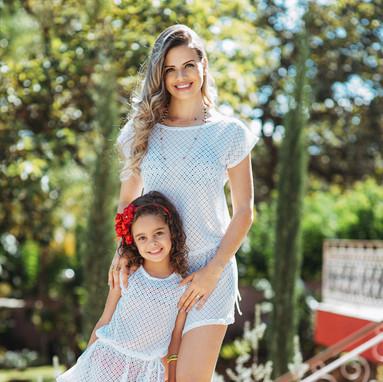 Saída Adulto Ref.: 861 - P/M/G/GG | Saída Infantil Ref.: 862 - P/M/G/GG