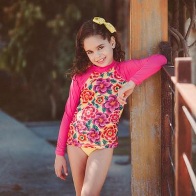 Camisa UV infantil Ref.: 199