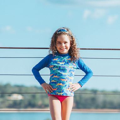 Camisa UV infantil Ref.: 87
