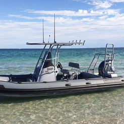 Highfield Patrol model 600