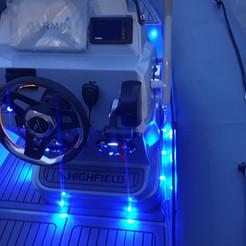 LED RIB Floor Lights