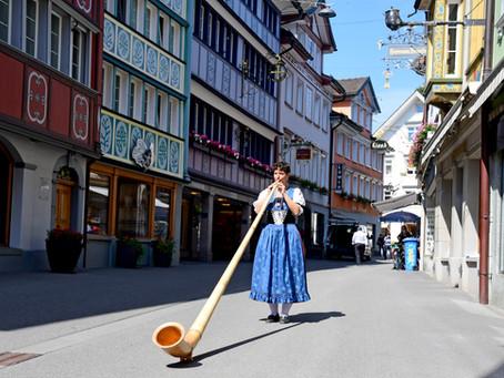 Jodlerfest Appenzell 2022: Informiert bleiben!