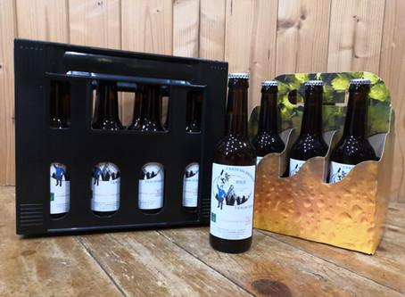 Bündner Fahnenschwinger lancieren eigenes Bier