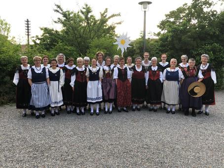 """Bündner jodeln sich ans """"Eidgenössische"""""""