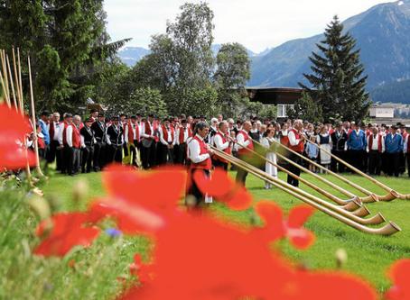 45. Bündner Jodlertag – Impressionen und Medienberichte
