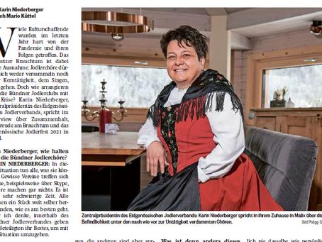 SO-Interview mit Karin Niederberger