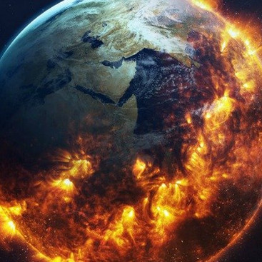 The Late Great Planet Earth: The Terrestrial/Atmospheric/Cosmic Implications of Divine Judgment