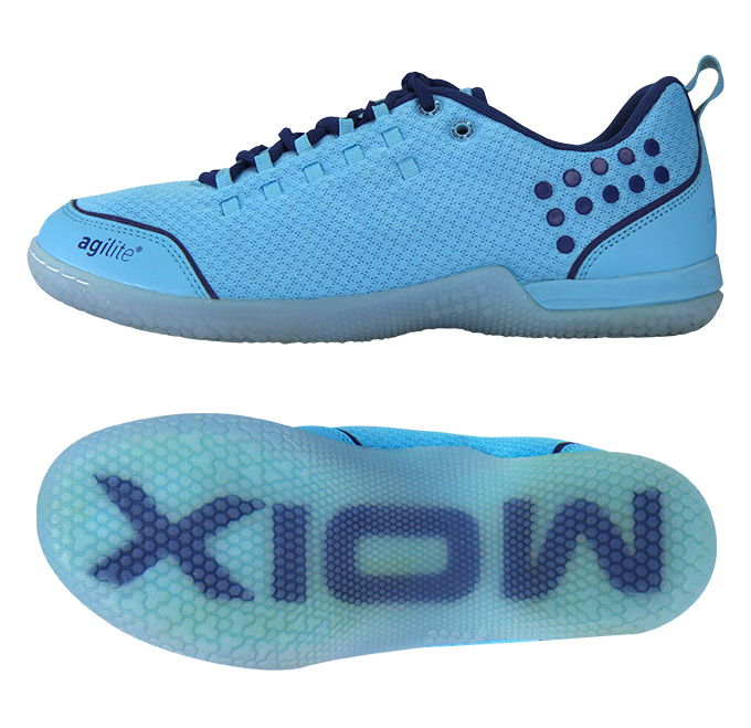 FOOTWORK 3 Blue