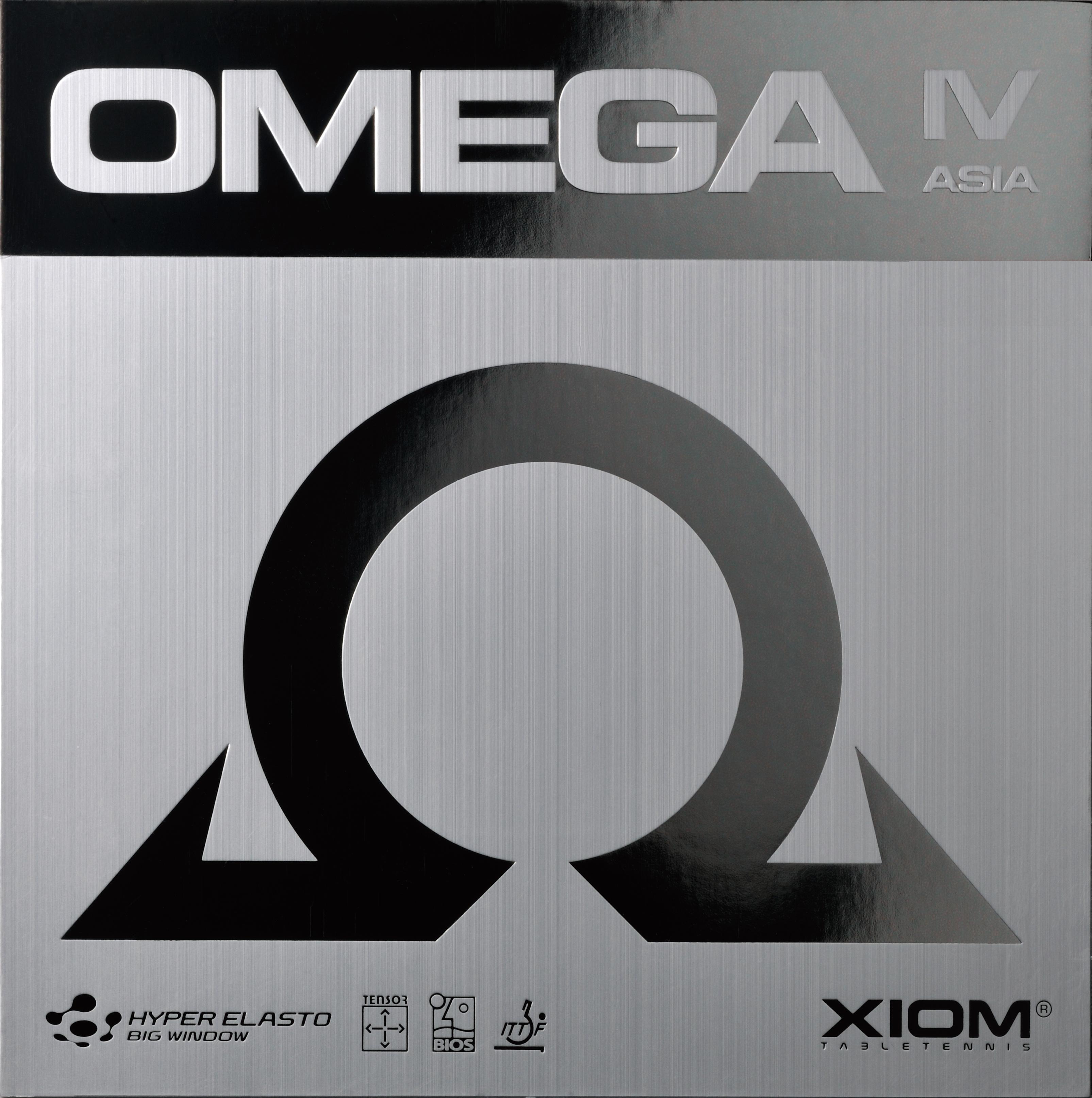 Omega IV Asia